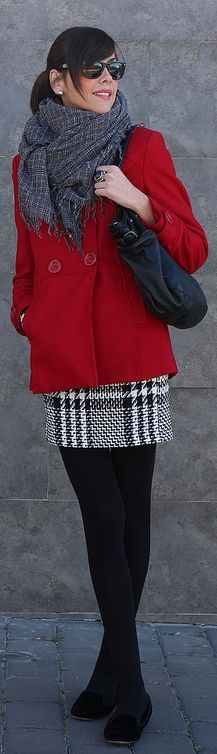 #Red + #Black by Be Trench