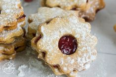 linzer-3 Diabetic Recipes, Baby Food Recipes, Low Carb Recipes, Diet Recipes, Vegan Recipes, Dessert Recipes, Cooking Recipes, Hungarian Desserts, Hungarian Recipes