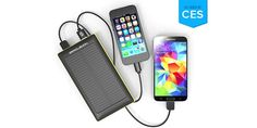 Harness the Power of the Sun to Charge Your Gadgets This solar-powered battery charges your USB-compatible device on the road Don't you hate it when your battery dies and you're nowhere near a charger or an electrical socket, no less? Imagine using the power of solar panels to charge your smartphones and tablets. The ZeroLemon …