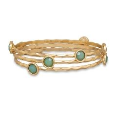Mint Fashion Bangle Set. Get the lowest price on Mint Fashion Bangle Set and other fabulous designer clothing and accessories! Shop Tradesy now