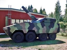 Patria concept AMV