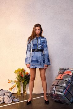 Re/Done Resort 2019 Fashion Show Collection: See the complete Re/Done Resort 2019 collection. Look 3