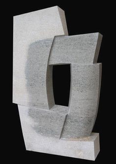 Jason Mulligan is a contemporary stone sculptor based in Kent. He produces stone carvings using stone sourced from around the U. Inspiration and references vary from ancient art, prehistoric tools to archaeological archetypes. Stone Sculpture, Sculpture Art, Geometric Sculpture, Concrete Art, Contemporary Sculpture, Art Model, Stone Carving, Oeuvre D'art, Ceramic Art