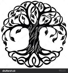 Tree of life tattoo idea