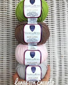 lanasconencanto Nuevos colores de Eco Luna!! Entra en nuestra tienda online para ver los 15 colores disponibles  http://www.lanasconencanto.es Eco Luna es algodón cálido para realizar toda clase de prendas para niños y adultos tanto a ganchillo como a dos agujas. #valeriadiroma #ecoluna #algodon #algodoncrochet #algodones #algodao #algodón #ovillos #lanasconencanto #tejeresmisuperpoder #tejer #tejerparaniños #nuevalabor #nuevoscolores #tricot #crochet #instatricot #instacrochet #croche