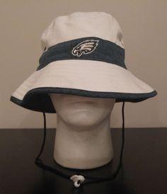 online store ef43b 8cd4f NEW ERA Philadelphia Eagles NFL Football Game Training Bucket Fishing Hat  Adult  NewEra  PhiladelphiaEagles