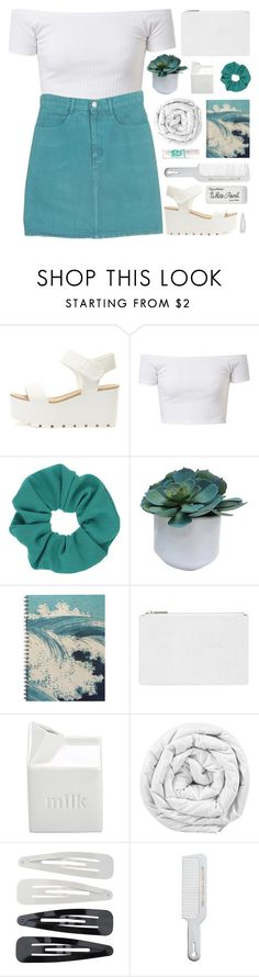 """""""so eternally grateful// DESC."""" by via-m ❤ liked on Polyvore featuring GUESS, Topshop, Threshold, Whistles, BIA Cordon Bleu, Maybelline, Brinkhaus, Forever 21, Andis and Paper Mate"""