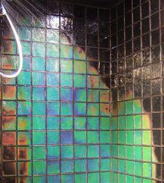 UltraGlas Heat-Reactive Tiles, so cool ... I want this.