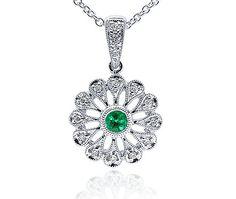 I will wear Emeralds on my wedding day