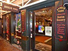 Durgin Park restaurant, Boston Massachusetts: http://visitingnewengland.com/weekend-getaways-in-new-england.html