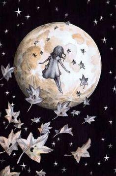 ●••°‿✿⁀Moon‿✿⁀°••●  ~~Adam Oehlers