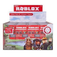 ABCZone - 2017 Series 1 Roblox Blind Mystery Surprise Box Cube Unique In Game Code, £7.99 (http://www.abczone.co.uk/2017-series-1-roblox-blind-mystery-surprise-box-cube-unique-in-game-code/)