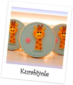 #giraffa #cookie #birthday #birthdaycookie #kurabiyole #sugarpaste #kurabiye #butikkurabiye #sekerhamuru