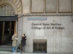 中央聖馬丁藝術與設計學院 - 維基百科,自由的百科全書