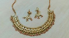 Beautiful vintage neckpiece