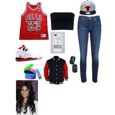 """""""Idek what to call this?"""" by not-your-ordinary-girl on Polyvore cheap air jordan 5 only $60, save up to 59% off for all #Nikes #Shoes"""