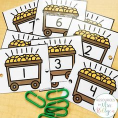 Celebrate St. Patrick's Day with your preschoole, kindergarten, or homeschool students with these 10 St. Patrick's Day fine motor skills activities. The activities can be used multiple ways, but they help develop fine motor skills of prek or kinder students. These low-prep activities may require some prep work like laminating, and they are perfect for small groups, morning tubs, centers, or any time you want your students to practice their skills this spring. #StPatricksDay #March