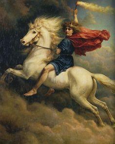 Valchiria, mitologia nordica