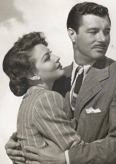"""Ava Gardner in """"She went to the Races"""""""