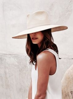 oversized straw fedora hat #style #fashion #accessories More