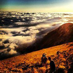 Hiking in lebanon /ehden
