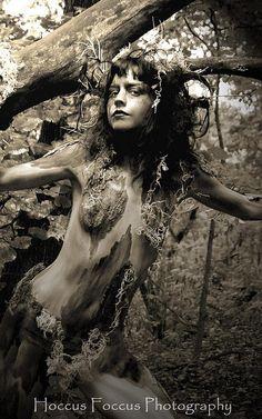 Dryad ~ Hoccus Foccus Photography