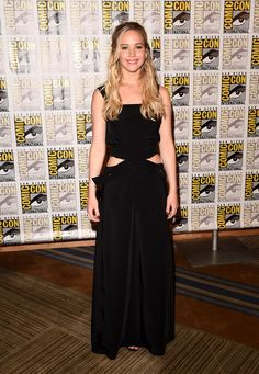 Jennifer Lawrence à Comic-Con 2015