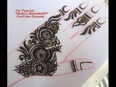 Henna Mehndi Mehndi Designs And Floral Flowers On Pinterest