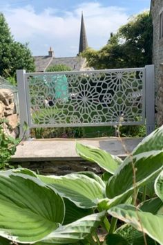 A Sunday well spent brings a week of content! 🌿 and what better way to spend it than relaxing in your garden? We love how our customer' have used their Damask Rose garden screens to zone their garden & really make the most of their space. 🌸 Metal Garden Screens, Garden Screening, Damask Rose, Summer Garden, Garden Inspiration, Relax, Plants, Sunday, Content