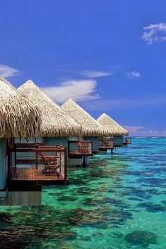 Best tropical honeymoon spots include Tahiti, Bora Bora, Costa Rica, Australia, Hawaii and other amazing destinations. Dream Vacation Spots, Vacation Places, Vacation Destinations, Dream Vacations, Places To Travel, Places To See, Romantic Vacations, Italy Vacation, Romantic Travel