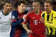 """Champions League: Viễn cảnh """"Siêu kinh điển"""" ở chung kết - Tin Nhanh Trong Ngày, Tin Tức Trong Ngày, Tin 24h, News day, Tin bóng đá, Tin xã hội, Tin thể thao"""