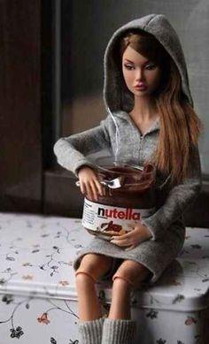 Finalmente, una Barbie realista.