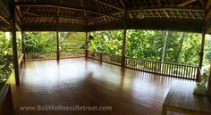 This retreat center offers what everybody is looking for in Bali, peace, silence and breathtaking nature, making it ideal for small intimate retreats. Green Rice, Go Green, Bali Yoga, Rice Terraces, Sustainability, Stairs, Peace, Nature, Home Decor