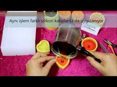 Kokulu Mum Yapımı - YouTube