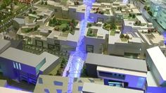 """Jul 8 2014 """"Mall of the World"""" Facilities would be connected by 4-mi-long enclosed promenades that will be covered during Dubai's harsh summers & opened during Dubai's mild winters to air the place out."""