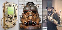 14 Amazing Steampunk Creations