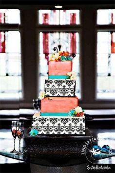 Great Gatsby inspired! #Quinceanera #Quincedress #Misquince #cake #beautiful #cute #QbyDavinci