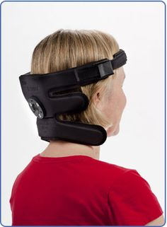 """The Savant Headrest™ A Wheelchair Headrest for Total Head Control It allows Aaron to still turn his head to say """"no"""", while keeping his head up. Until this headrest came along he would have been locked into one head positon without the ability to say """"no""""."""