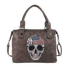 Bandera de EE. UU. Calavera XXL Bolsa De Hombro Shopper Pedrería viajes, vacaciones: 32,17 EUREnd Date: 29-sep 01:56Buy It Now for only: US…