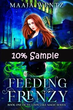 WITCHES--NECROMANCERS--INAPPROPRIATE TABLE MANNERS   Feeding Frenzy (Sample Chapters)  Get it free to read  https://www.instafreebie.com/free/tP770