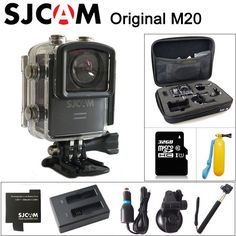 109.00$  Watch here - http://ali4nf.worldwells.pw/go.php?t=32788000629 - Original SJCAM M20 Sport Action Camera 4K Wifi SJ Cam Underwater Gyro Mini Camcorder 2160P HD 16MP With RAW Format Waterproof DV