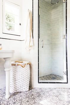 Totally Tiled - 16 Showers That Give Us Serious Bathroom Envy - Photos