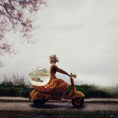 """Rescue operation"" por Kylli Sparre (Estonia)"
