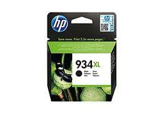 cool HP 934XL High Yield Black Original Ink Cartridge - Cartucho de tinta para impresoras (Negro, Alto, 1000 páginas)