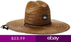 ebf3f9fe250 Summer Pierside Straw Sun Hat Wide Big Brim Beach Man Cowboy Surf Straw Cap  NEW