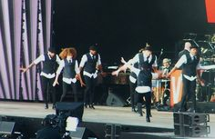 Dance group, Diversity. V.E. Day 70th Anniversary Concert. ©Come Step Back In Time