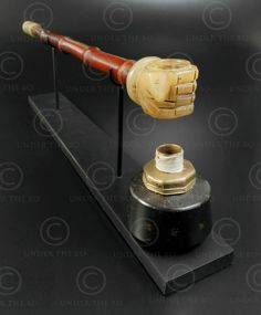 Image result for chinese opium pipes antique