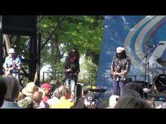 """Joe Louis Walker """"Eyes Like A Cat"""" Chicago Bluefest - YouTube"""