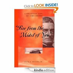 Fire From the Midst of You by Jr., Louis Decaro. $13.84. 366 pages. Publisher: NYU Press academic (December 22, 2002)