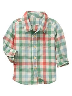 Checkered shirt Product Image